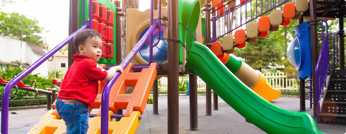 Playground equipment Singapore
