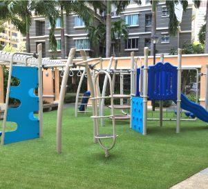 Condominium EPDM flooring Singapore